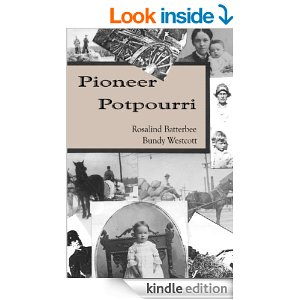 Pioneer PotPourri Kindle format on Amazon